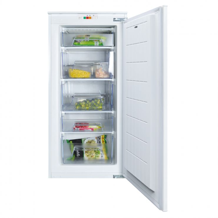 Cda FW881 Integrated full height Freezer 178cm high A+ Rating