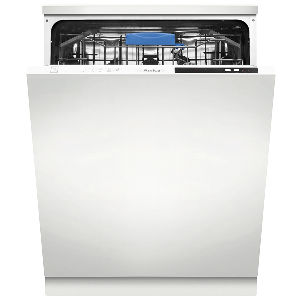 amica ziv635 60cm fully integrated dishwasher a++ rating