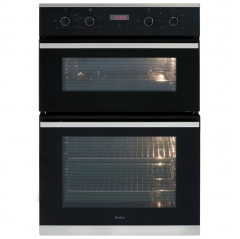 amica adc900ss built in double oven