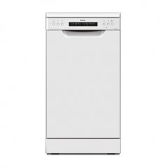 amica adf430wh 45cm freestanding dishwasher