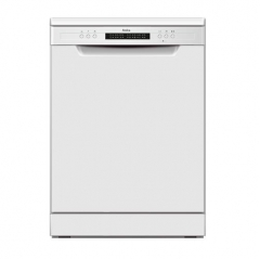 amica adf630wh 60cm freestanding dishwasher