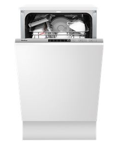 amica adi460 45cm integrated dishwasher a++ rating