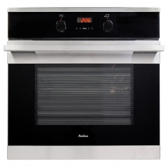 asc360ss pyrolytic multifunction oven in stainless steel