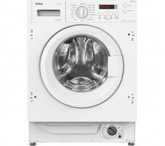 amica awt714s integrated 7kg 1400rpm washing machine