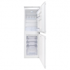 amica bk2963fa 50/50 frost free fully integrated fridge freezer a+ rating
