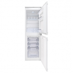 amica bk2963 50/50 fully integrated fridge freezer a+ rating