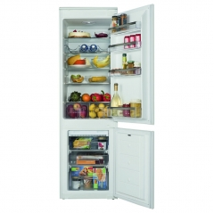 amica bk3163fa frost free 70/30 fully integrated fridge freezer a+ rating