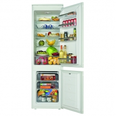 amica bk3163 70/30 fully integrated fridge freezer a+ rating