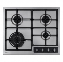 cda hg6350lss lpg ready 60cm gas hob in stainless steel