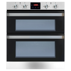 matrix md721ss - built-under double electric oven, stainless steel