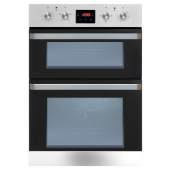 matrix md921ss built-in double oven, a/a rated, stainless steel