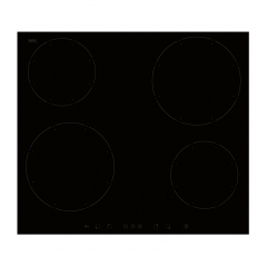 amica pi6540tu 4 zone touch control induction hob