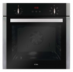 cda sk320ss 7 function single electric oven