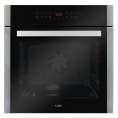 cda sk420ss 12 function single electric oven