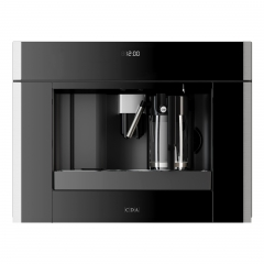 cda vc820ss built in coffee maker in stainless steel - matches sl range