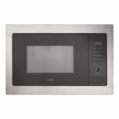 cda vm131ss built in microwave in stainless steel