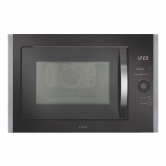 cda vm452ss built in microwave in stainless steel