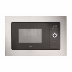 cda vm551ss built in wall unit microwave in stainless steel