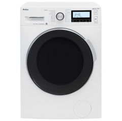 amica wms814 8kg 1400rpm washing machine a+++ rating in white