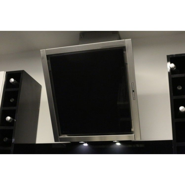 Cm Glass And Stainless Steel Cooker Hoods
