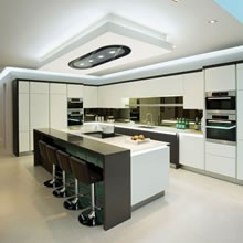 120cm and larger Ceiling Hoods