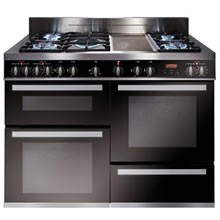 120 cm wide Cookers