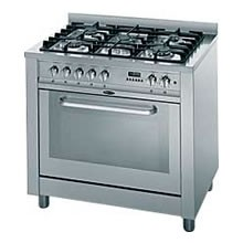 90 cm wide Cookers